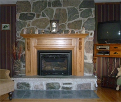 Frayne Custom Cabinets Custom Fireplace By Frayne Custom